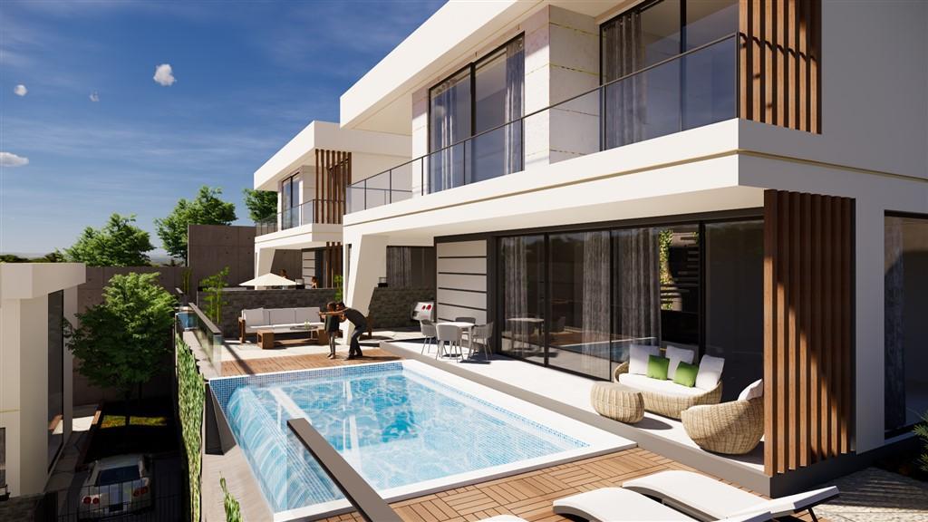 Новый комплекс из 4-х отдельных вилл с личным бассейном и садом - Фото 8