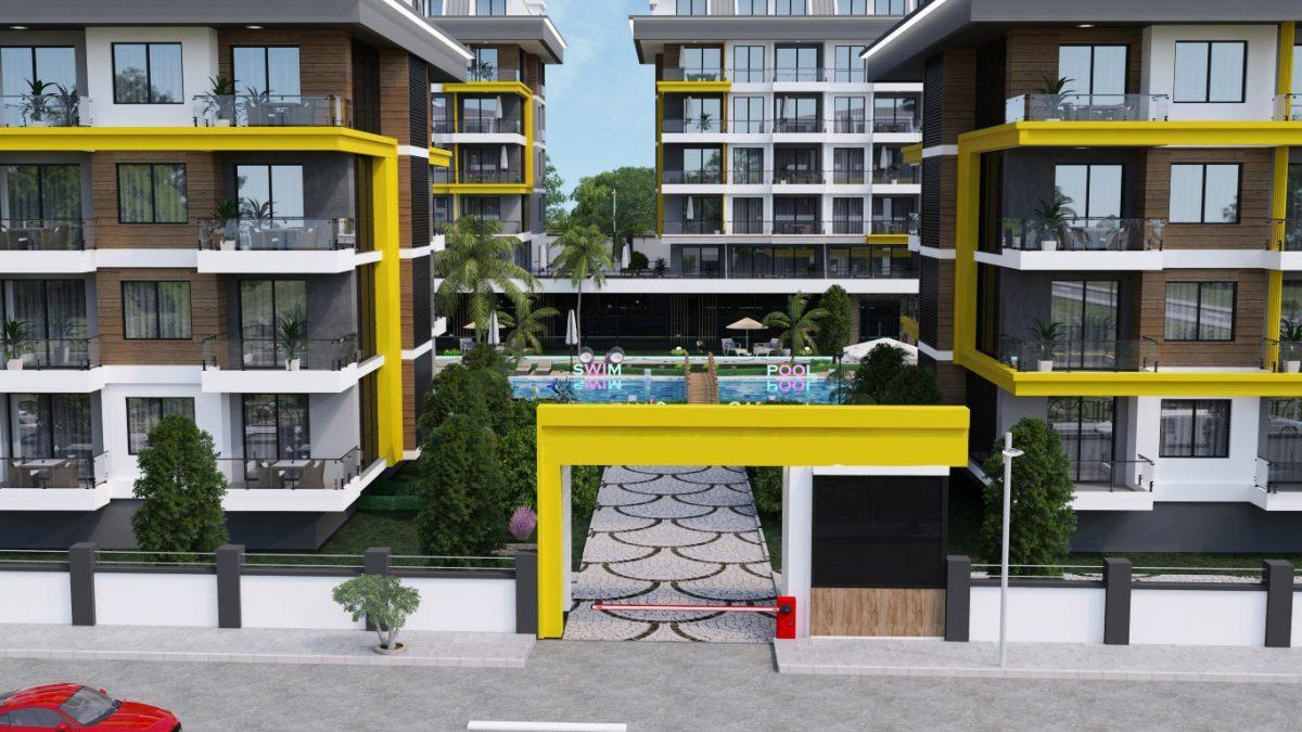 Новый комплекс в одном из элитных районах Алании - Кестель - Фото 11