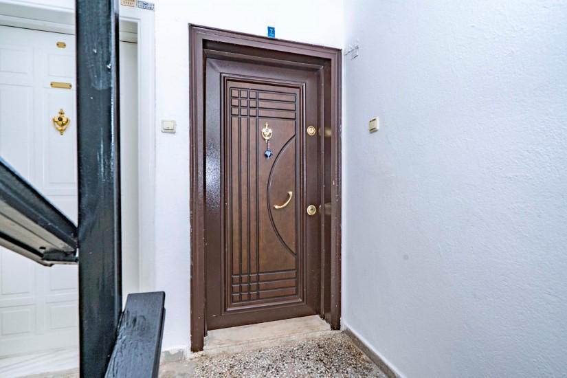 Четырехкомнатная квартира в историческом центре Алании - Фото 11