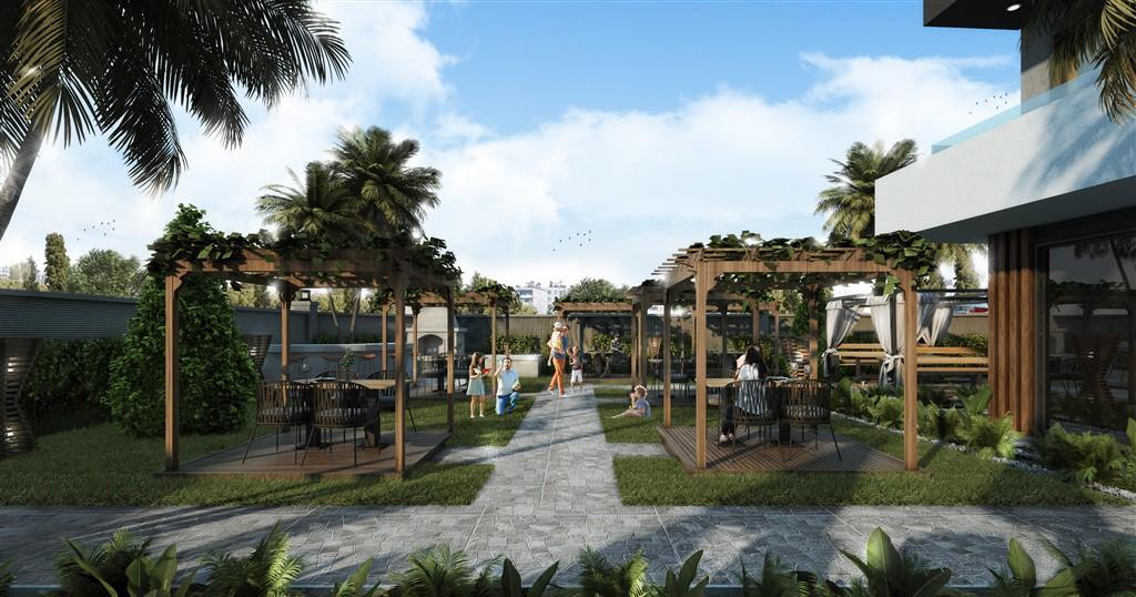 Строительство нового жилого комплекса в экологически чистом районе Авсаллар - Фото 10