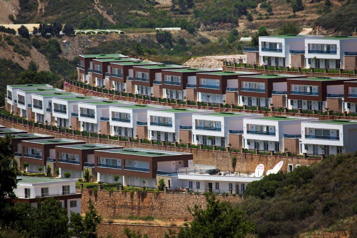 Многофункциональный комплекс апартаментов и вилл класса люкс в районе Каргыджак  - Фото 2