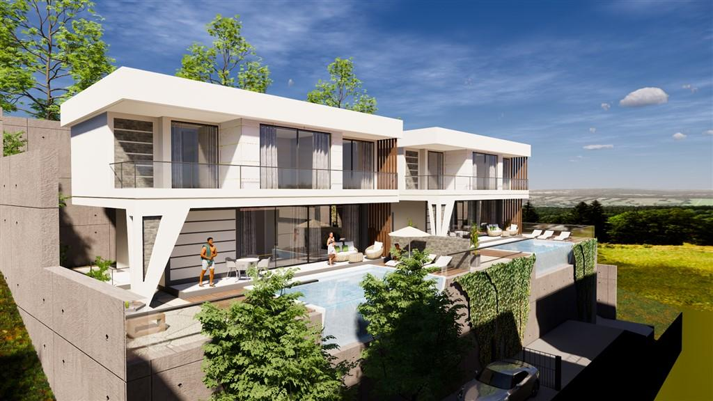 Новый комплекс из 4-х отдельных вилл с личным бассейном и садом - Фото 9