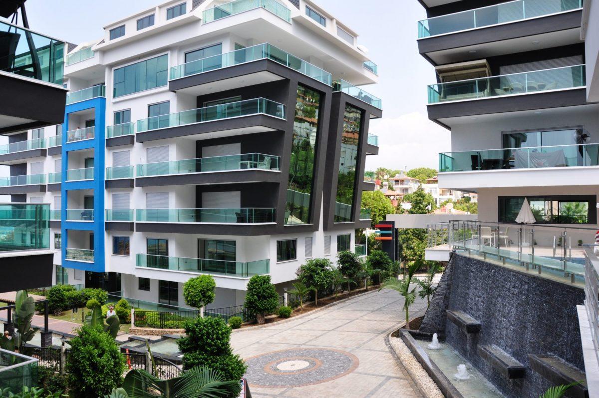 Двухкомнатная квартира в районе Каргыджак - Фото 1