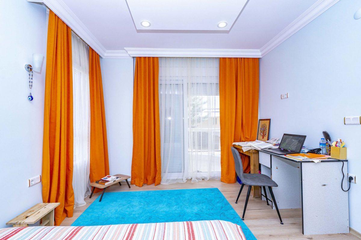 Квартира 3+1 с мансардой и видом на море - Фото 9
