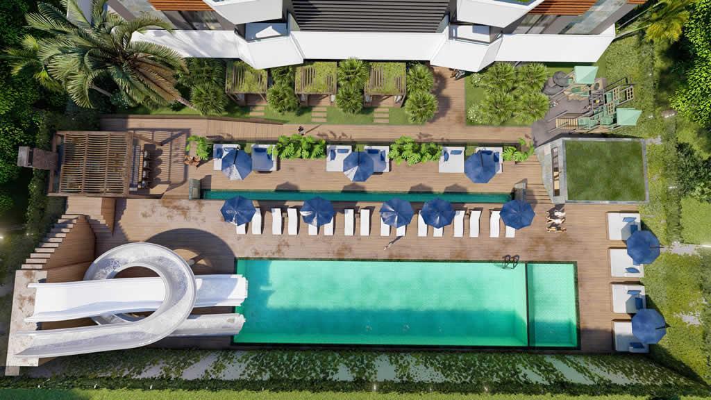 Инвестиционный и привлекательный комплекс в районе Махмутлар - Фото 8