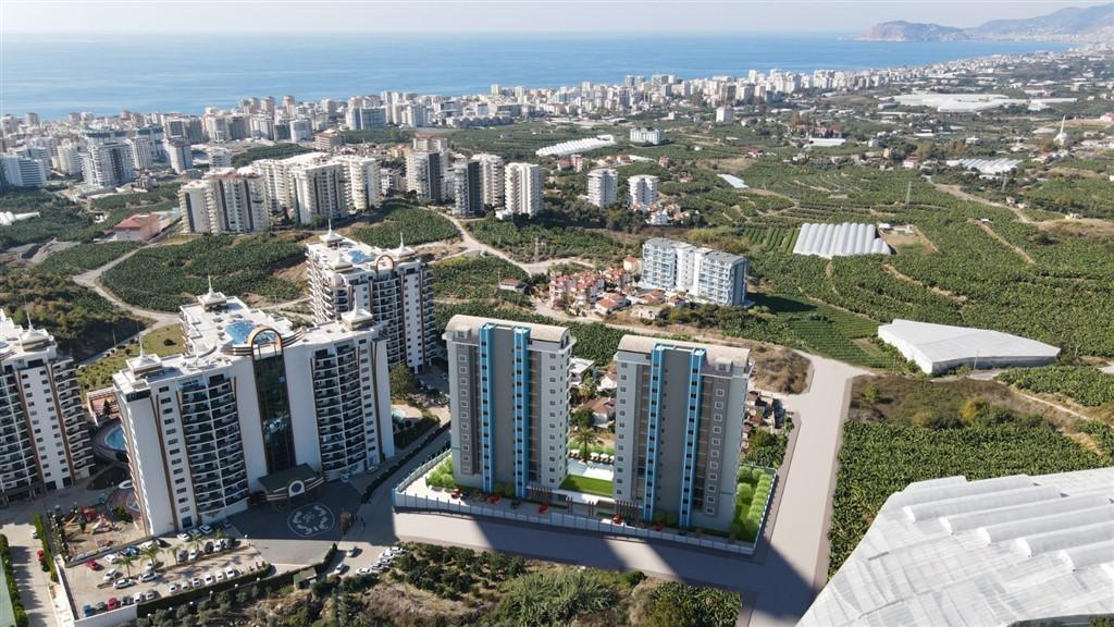 Строительство нового жилого комплекса в популярном районе Махмутлар - Фото 7