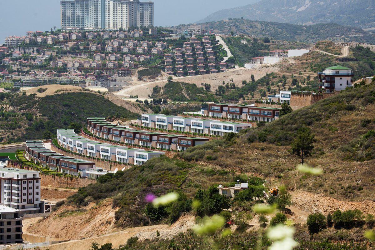 Многофункциональный комплекс апартаментов и вилл класса люкс в районе Каргыджак  - Фото 6