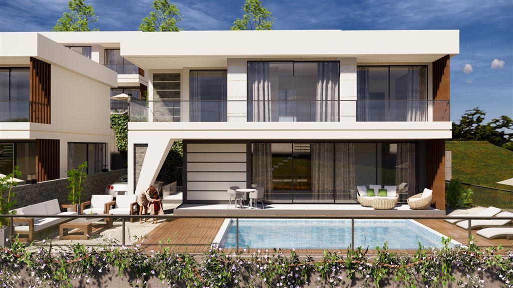 Новый комплекс из 4-х отдельных вилл с личным бассейном и садом - Фото 10