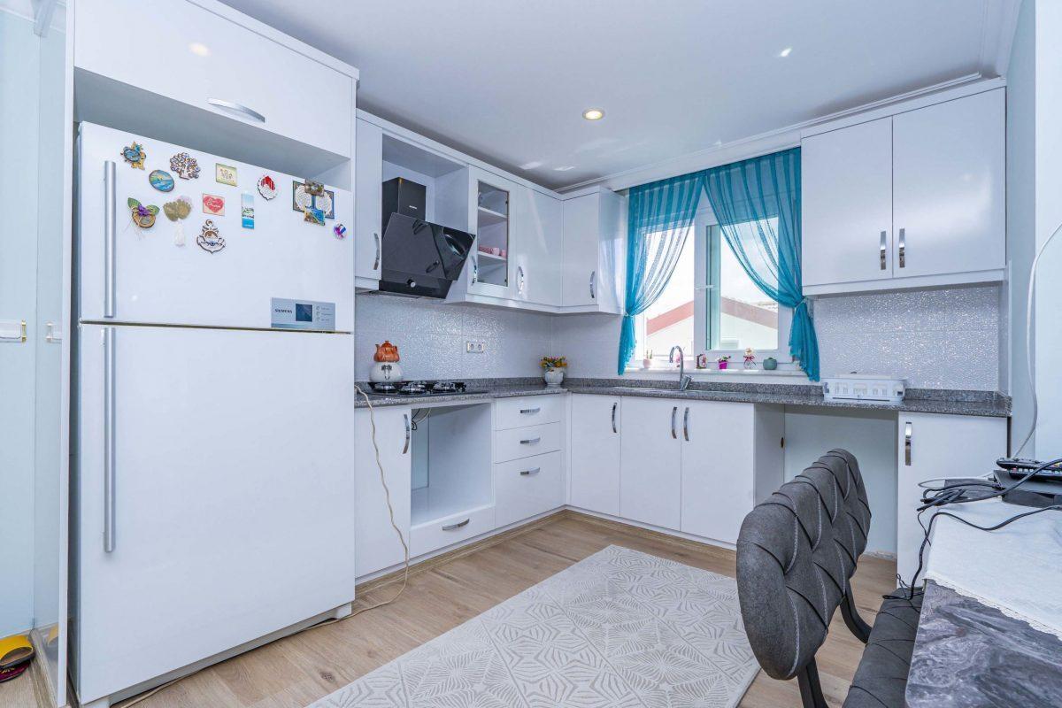 Квартира 3+1 с мансардой и видом на море - Фото 10