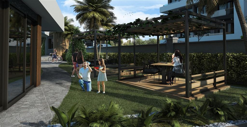 Строительство нового жилого комплекса в экологически чистом районе Авсаллар - Фото 12
