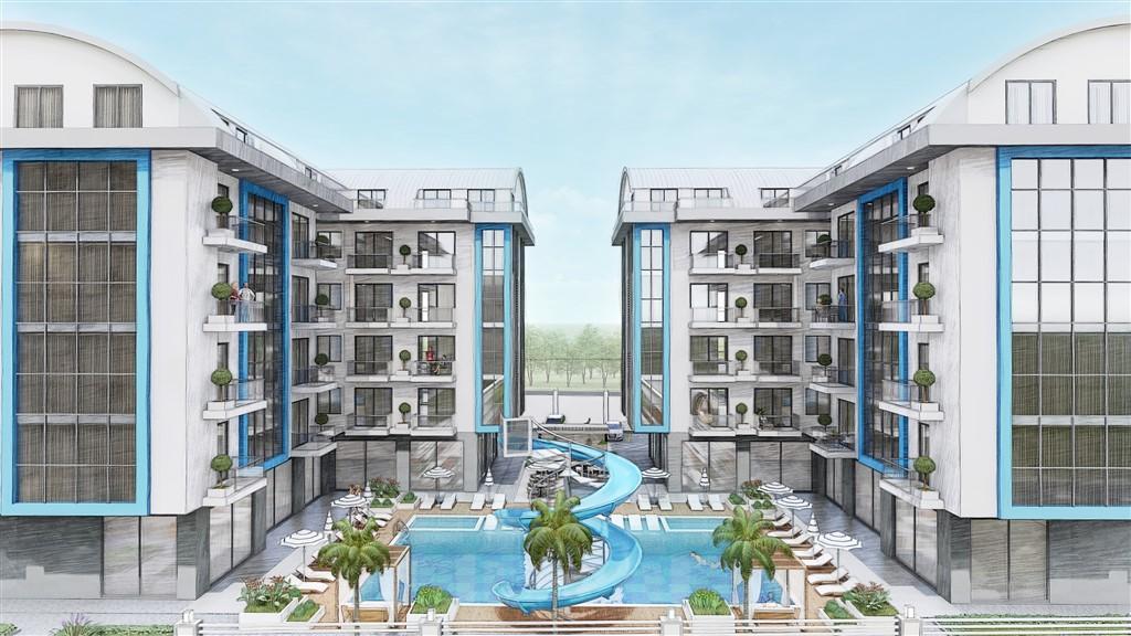 Cтроительство нового жилого комплекса в районе Оба - Фото 9