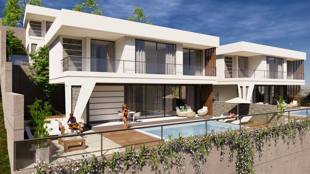 Новый комплекс из 4-х отдельных вилл с личным бассейном и садом - Фото 11