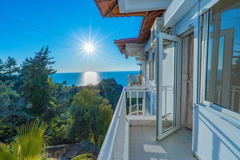 Двухкомнатная квартира с видом на пляж Клеопатра - Фото 11