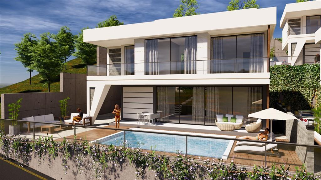 Новый комплекс из 4-х отдельных вилл с личным бассейном и садом - Фото 12