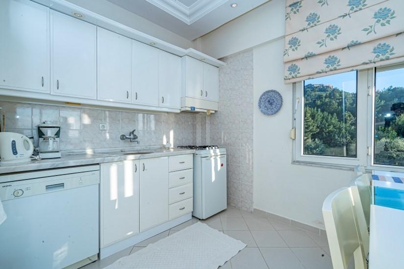 Двухкомнатная квартира с видом на пляж Клеопатра - Фото 18