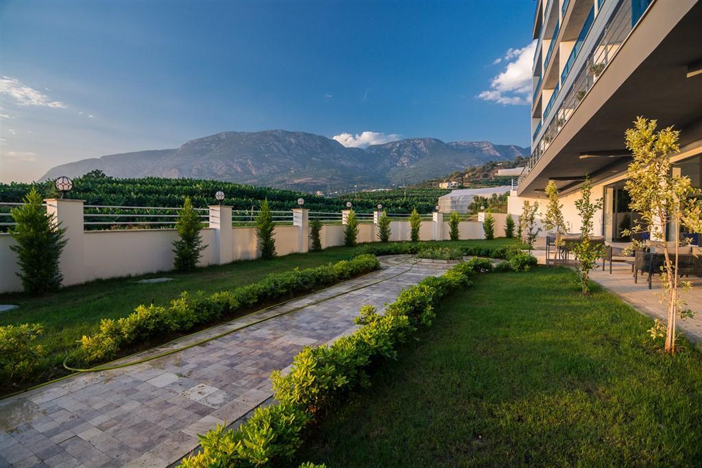 Жилой комплекс в стремительно развивающемся районе Махмутлар - Фото 10