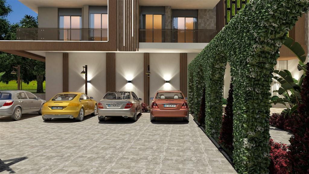 Роскошный жилой комплекс в европейском районе Оба - Фото 12