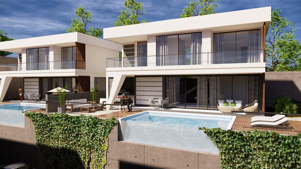 Новый комплекс из 4-х отдельных вилл с личным бассейном и садом - Фото 13