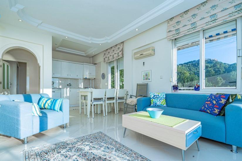 Двухкомнатная квартира с видом на пляж Клеопатра - Фото 13