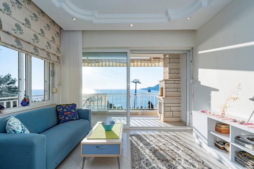 Двухкомнатная квартира с видом на пляж Клеопатра - Фото 16