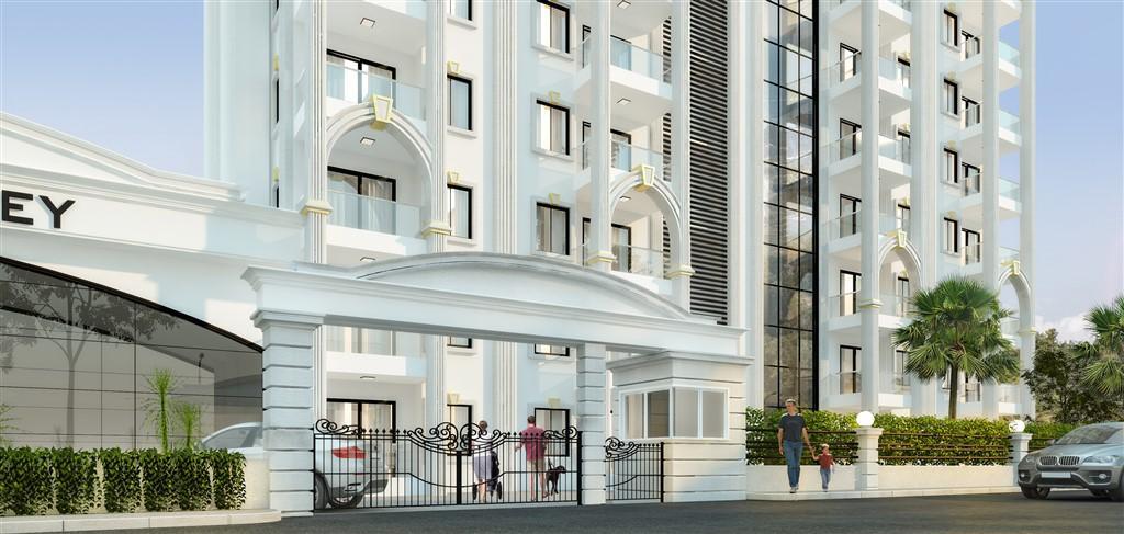 Новый жилой комплекс в районе Авсалар - Фото 7