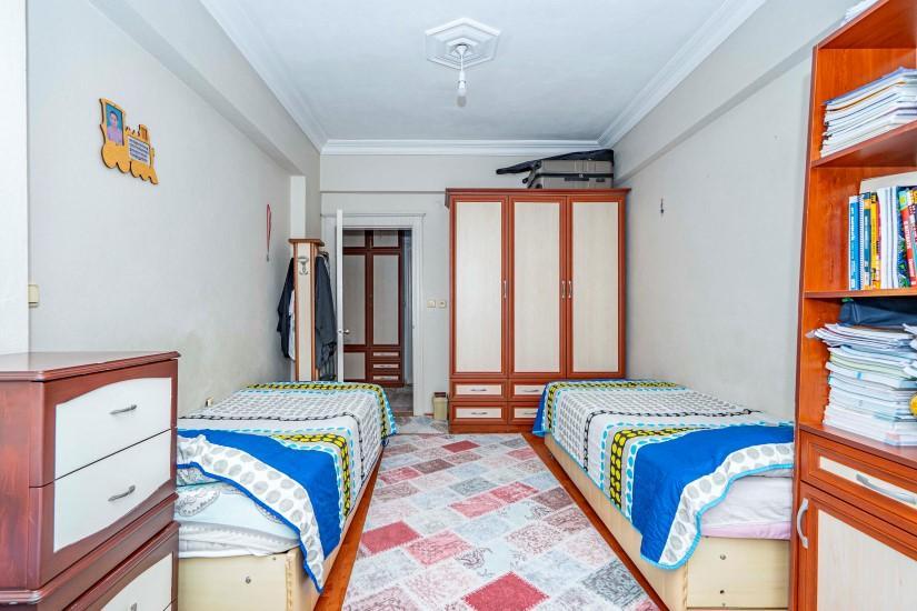 Недорогая квартира 2+1 в Алании - Фото 11