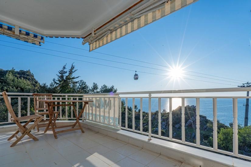 Двухкомнатная квартира с видом на пляж Клеопатра - Фото 17