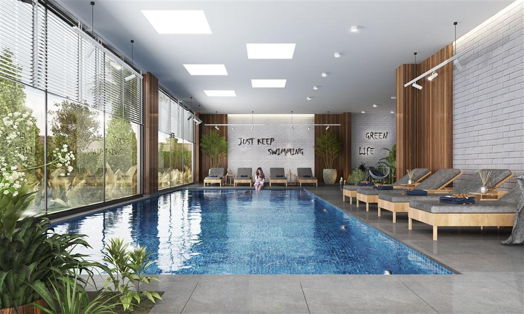 Строительство нового жилого комплекса в экологически чистом районе Авсаллар - Фото 15