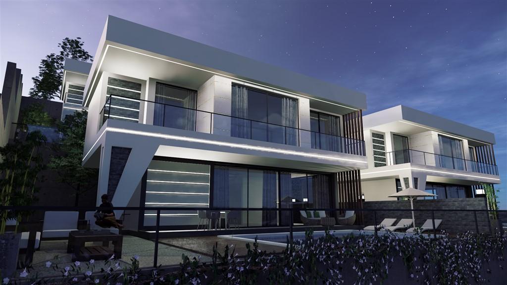 Новый комплекс из 4-х отдельных вилл с личным бассейном и садом - Фото 17