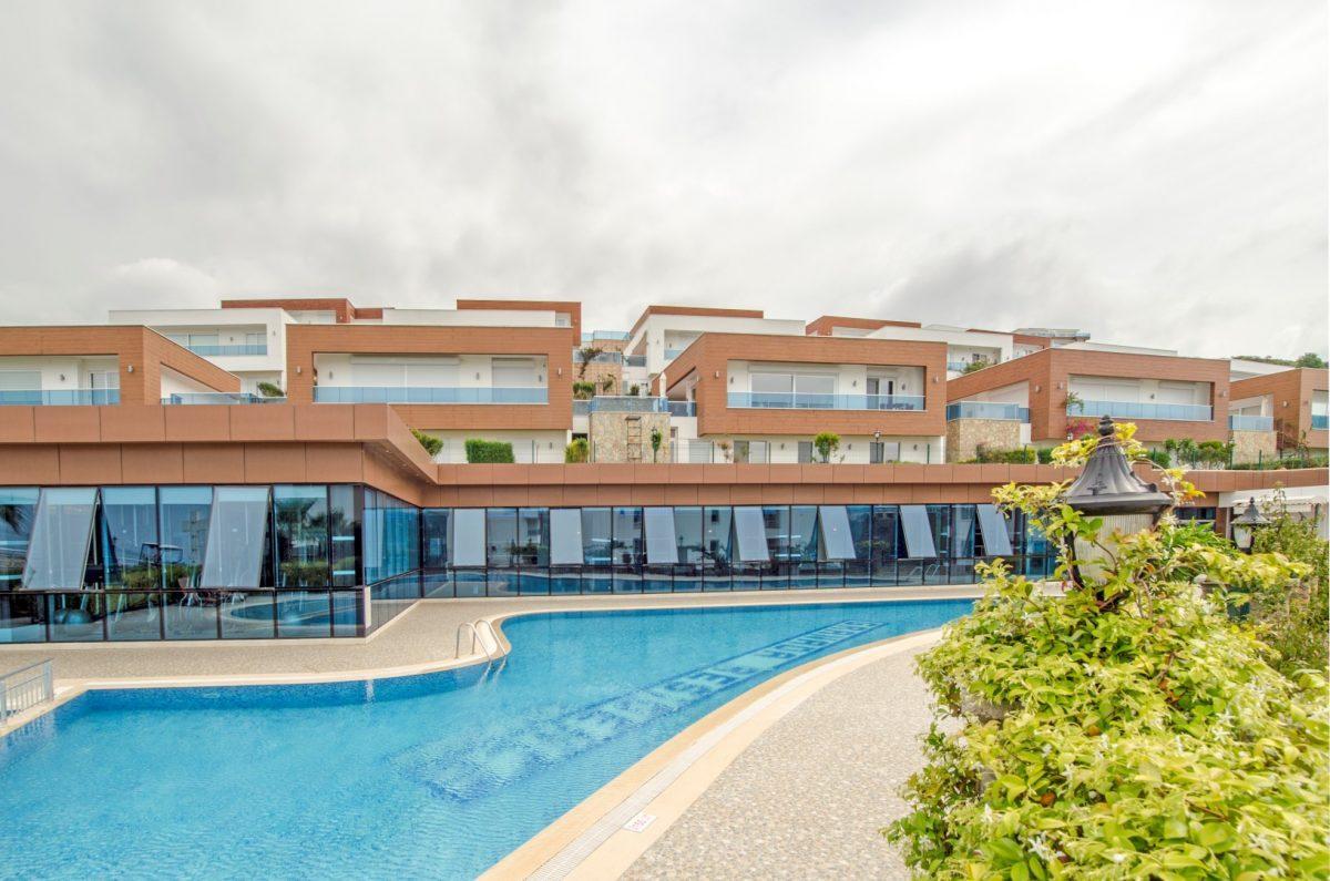 Многофункциональный комплекс апартаментов и вилл класса люкс в районе Каргыджак  - Фото 8