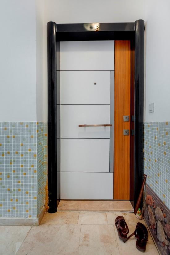 Недорогая трехкомнатная квартира в Джикджилли - Фото 12
