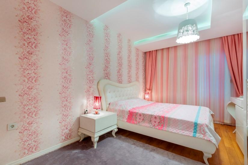 Недорогая трехкомнатная квартира в Джикджилли - Фото 14