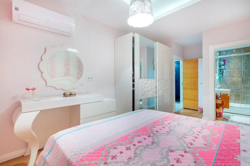 Недорогая трехкомнатная квартира в Джикджилли - Фото 15
