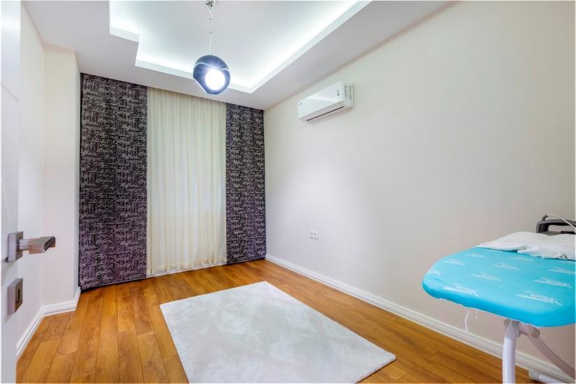 Недорогая трехкомнатная квартира в Джикджилли - Фото 16