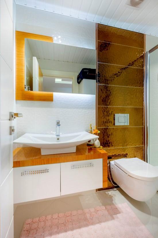 Недорогая трехкомнатная квартира в Джикджилли - Фото 18