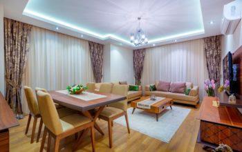 Недорогая трехкомнатная квартира в Джикджилли