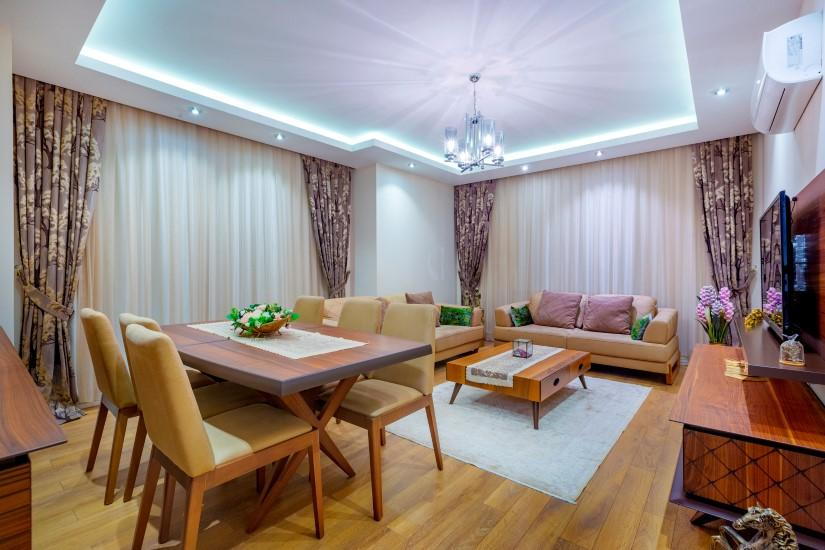 Недорогая трехкомнатная квартира в Джикджилли - Фото 1