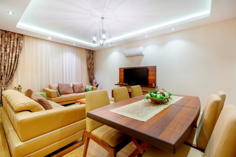 Недорогая трехкомнатная квартира в Джикджилли - Фото 21