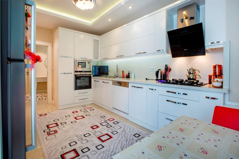 Недорогая трехкомнатная квартира в Джикджилли - Фото 23