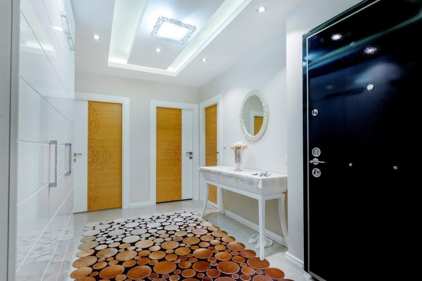 Недорогая трехкомнатная квартира в Джикджилли - Фото 25