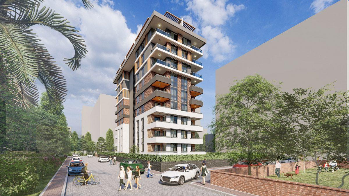 Жилой комплекс с великолепной локацией, Махмутлар - Фото 2