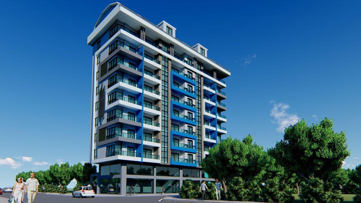 Инвестиционный проект в самом популярном районе Махмутлар - Фото 2