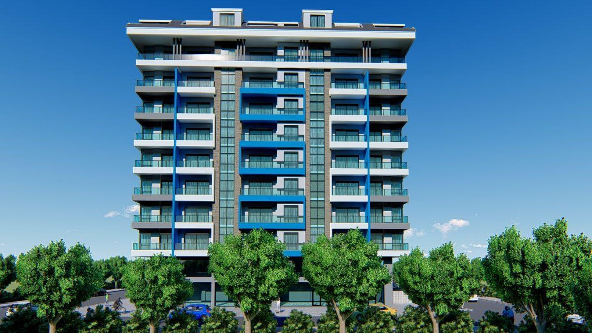Инвестиционный проект в самом популярном районе Махмутлар - Фото 3