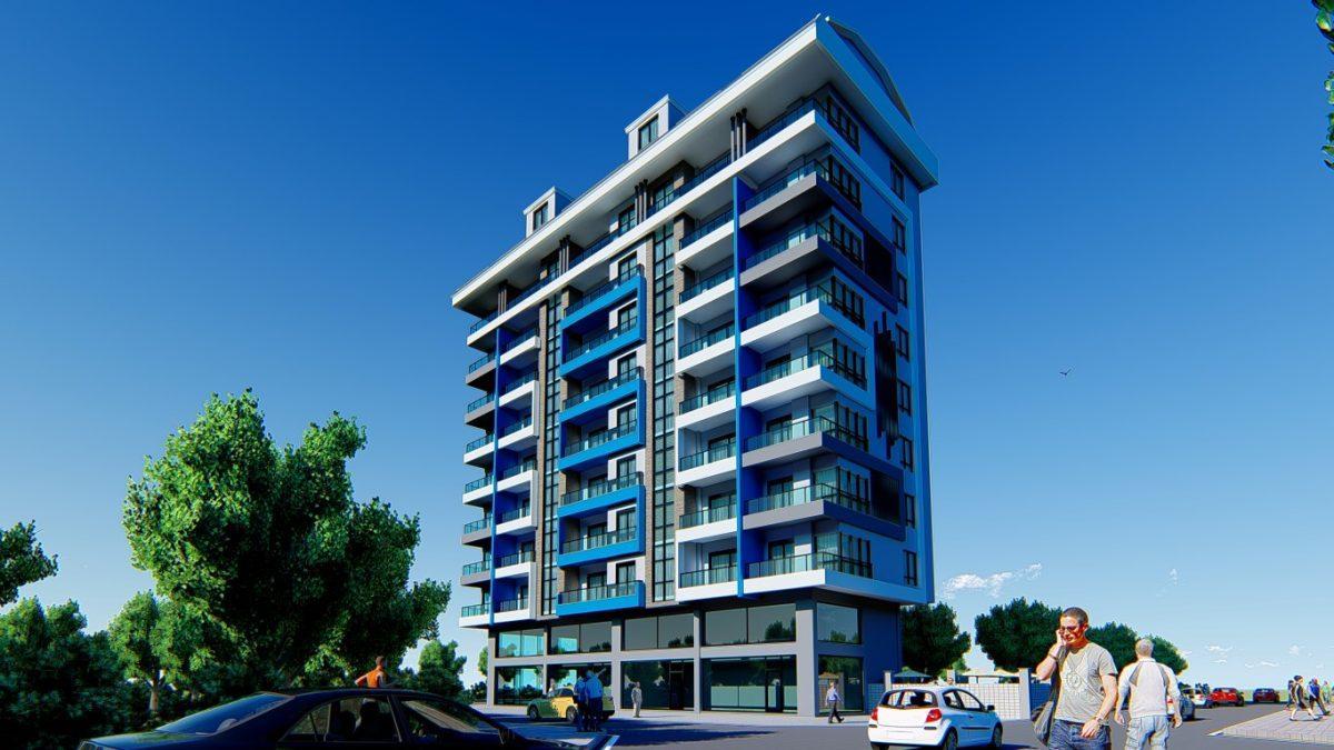 Инвестиционный проект в самом популярном районе Махмутлар - Фото 1
