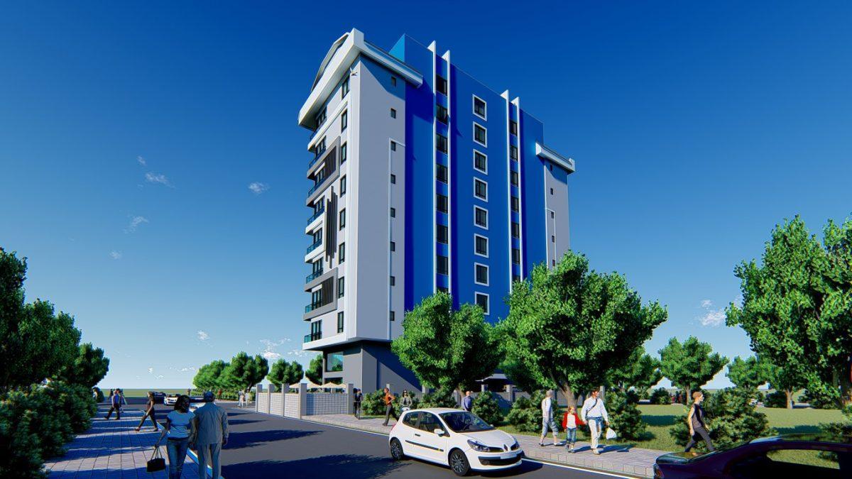 Инвестиционный проект в самом популярном районе Махмутлар - Фото 4