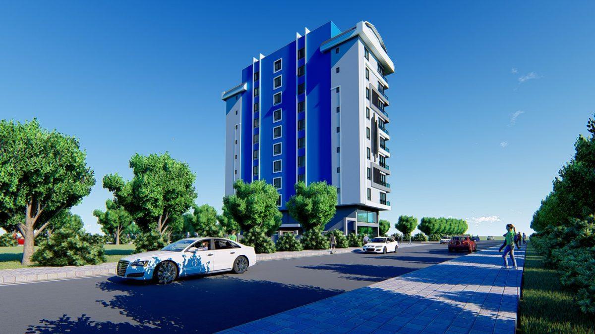 Инвестиционный проект в самом популярном районе Махмутлар - Фото 5