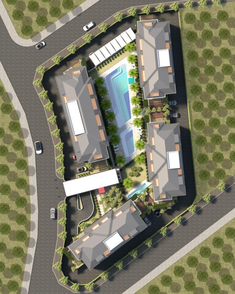 Новый комплекс в европейском районе Оба - Фото 13
