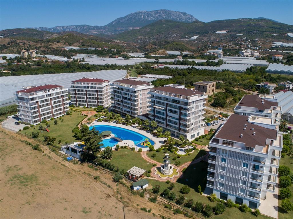 Новый комплекс расположен в уютном районе Демирташ - Фото 1