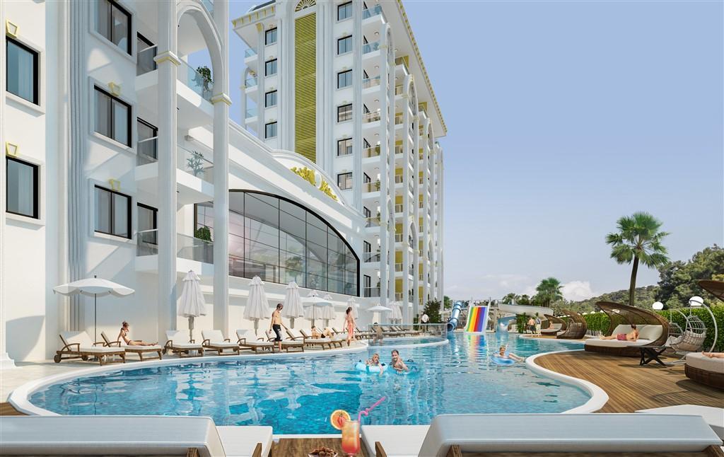 Новый жилой комплекс в районе Авсалар - Фото 2