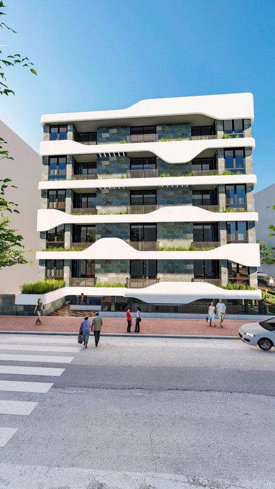 Новый стильный комплекс в Центре Алании  - Фото 3